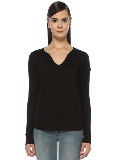 Zadig&Voltaire Tişört Siyah